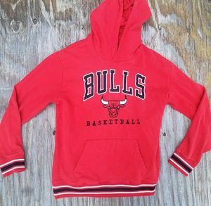 NBA Chicago bulls pull over hoodie